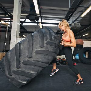 Modified Strong Man Training