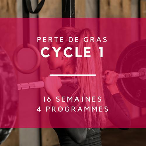 Programme 1 > Timed sets Programme 2 > Super sets Programme 3 > GBC 1 Programme 4 > Drop sets 1  159,99$