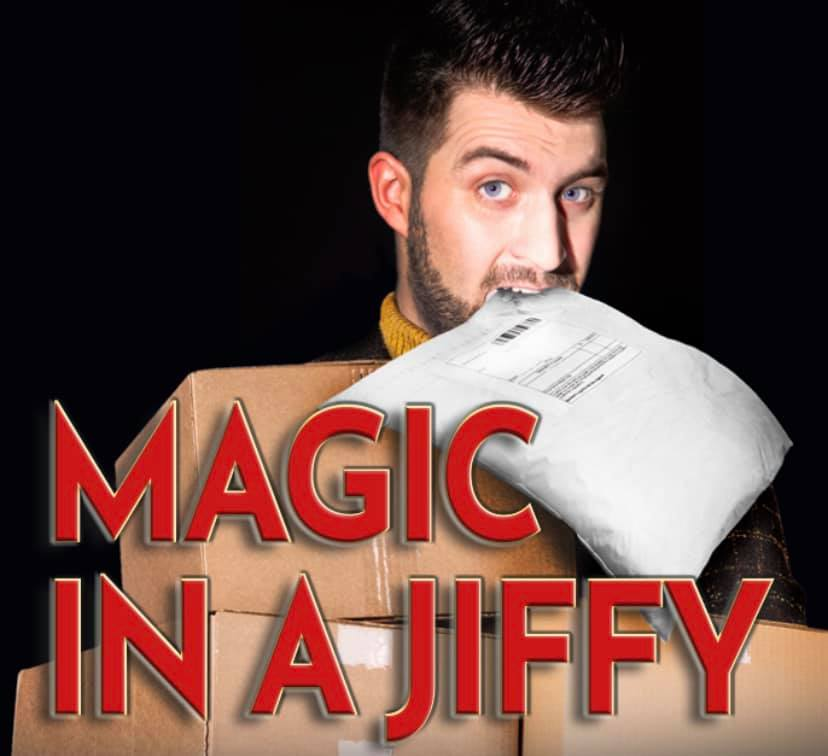 Elliot Bibby - Magic In A Jiffy