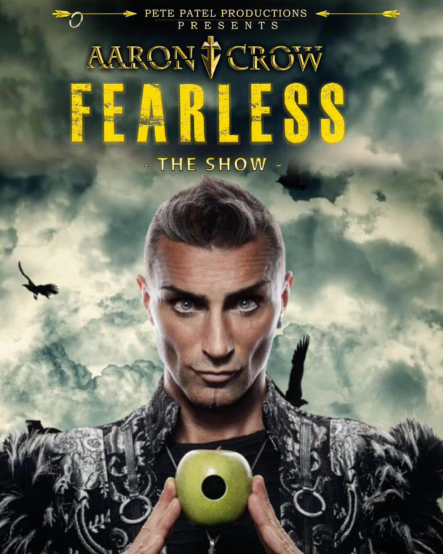 Aaron Crow - Fearless