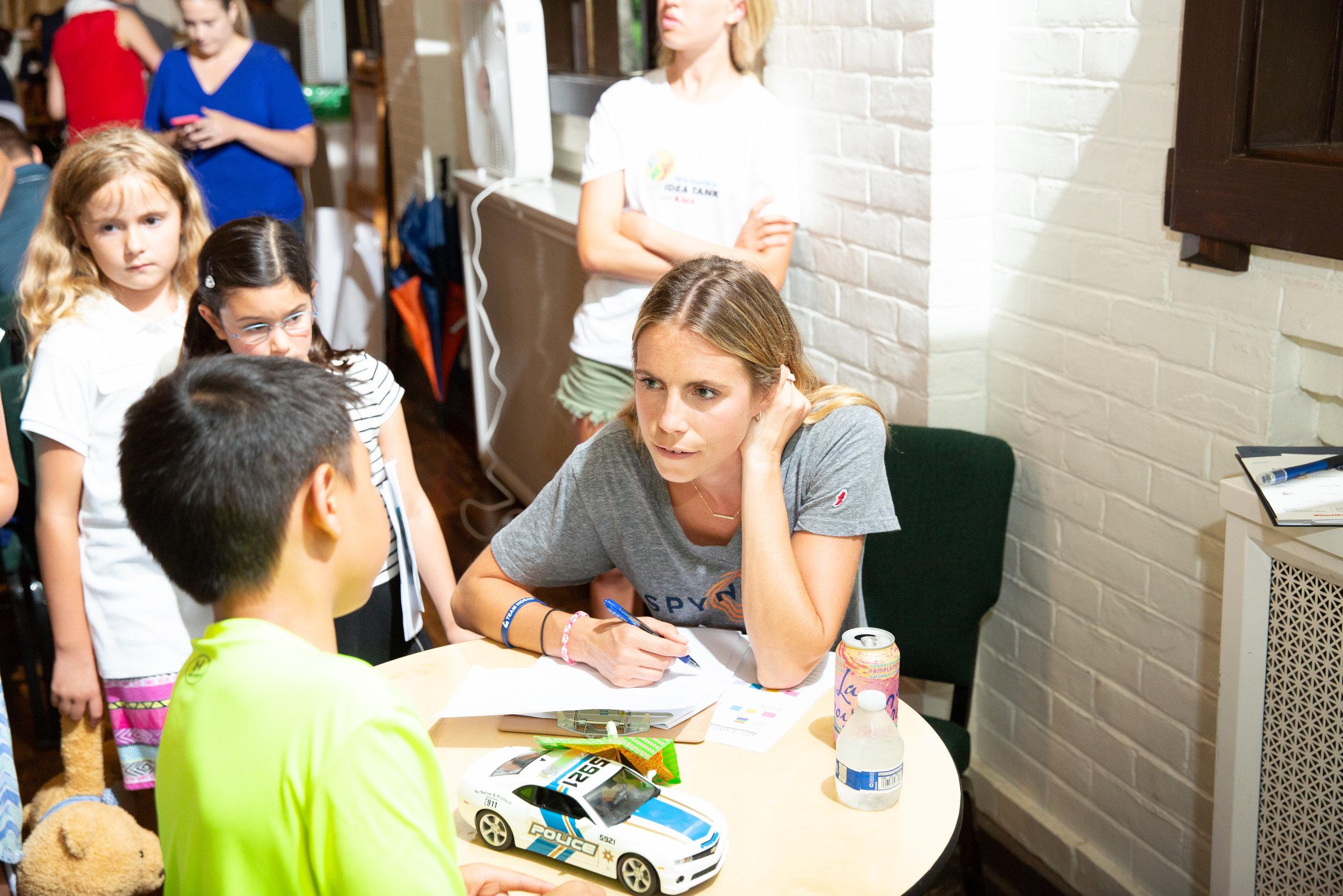Team Liza Solberg (Founder, Spynergy Wicker Park)