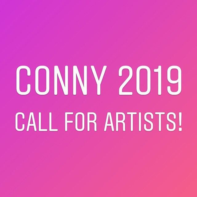 🎨CALL FOR ARTISTS!!🎨 We're talking submissions for Conny 2019!! To apply or find out more check out the link in our description. ⬆️⬆️⬆️Whether you're a painter, a performer or a film maker we can't wait to hear from you!! . . . #callforartists #connyarts #consett #countydurham #durham #whatsonnortheast #northeastcreatives #stanley #leadgate #shotleybridge #newcastle #artfestival #artistsubmission #exhibition #artworkshop