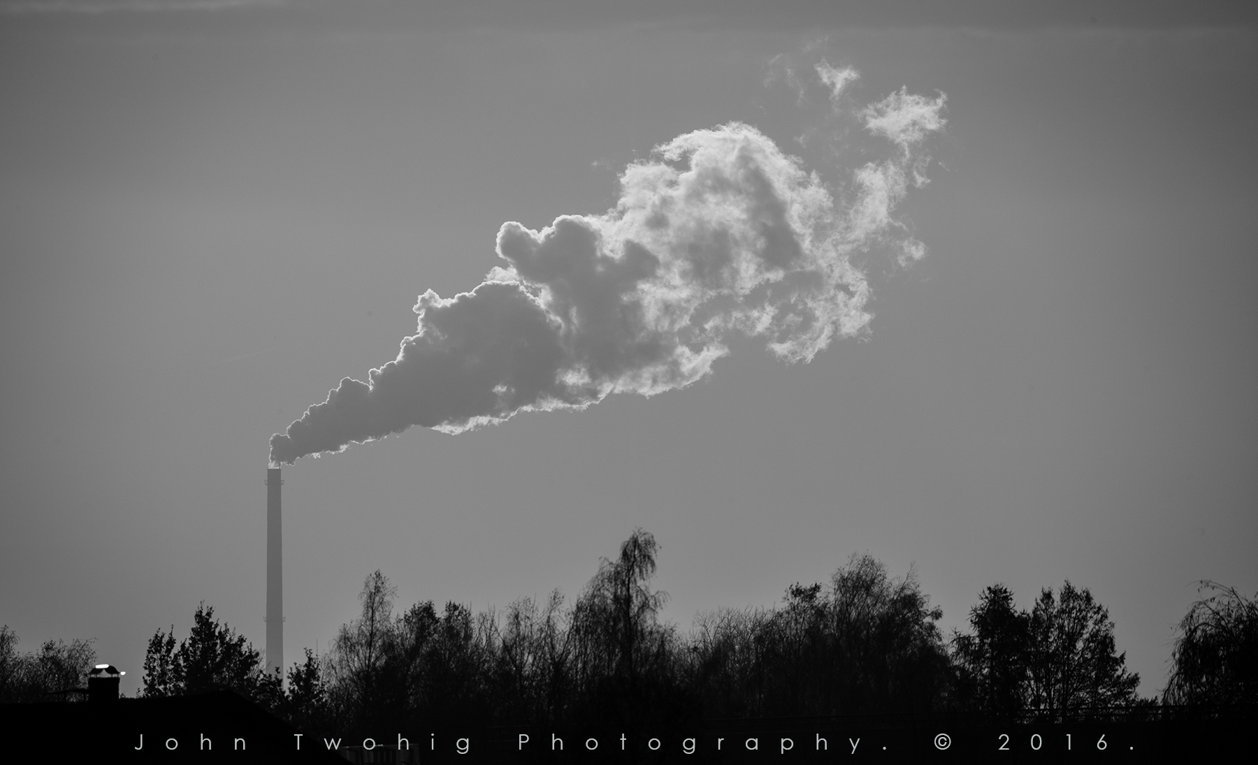German Smokestack