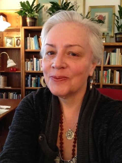 Lynn Amara in office.JPG
