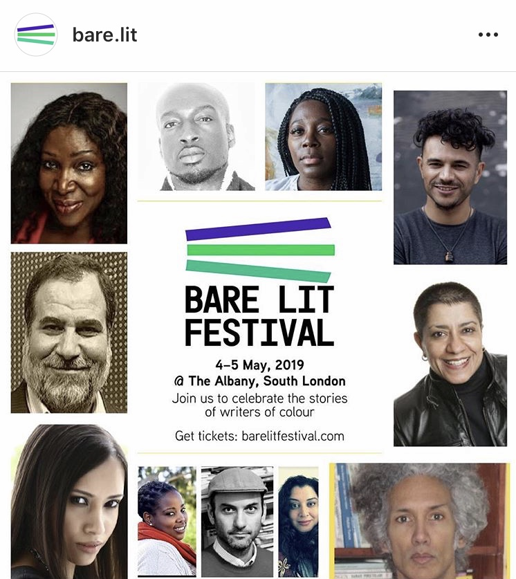 Bare Lit Festival 2019