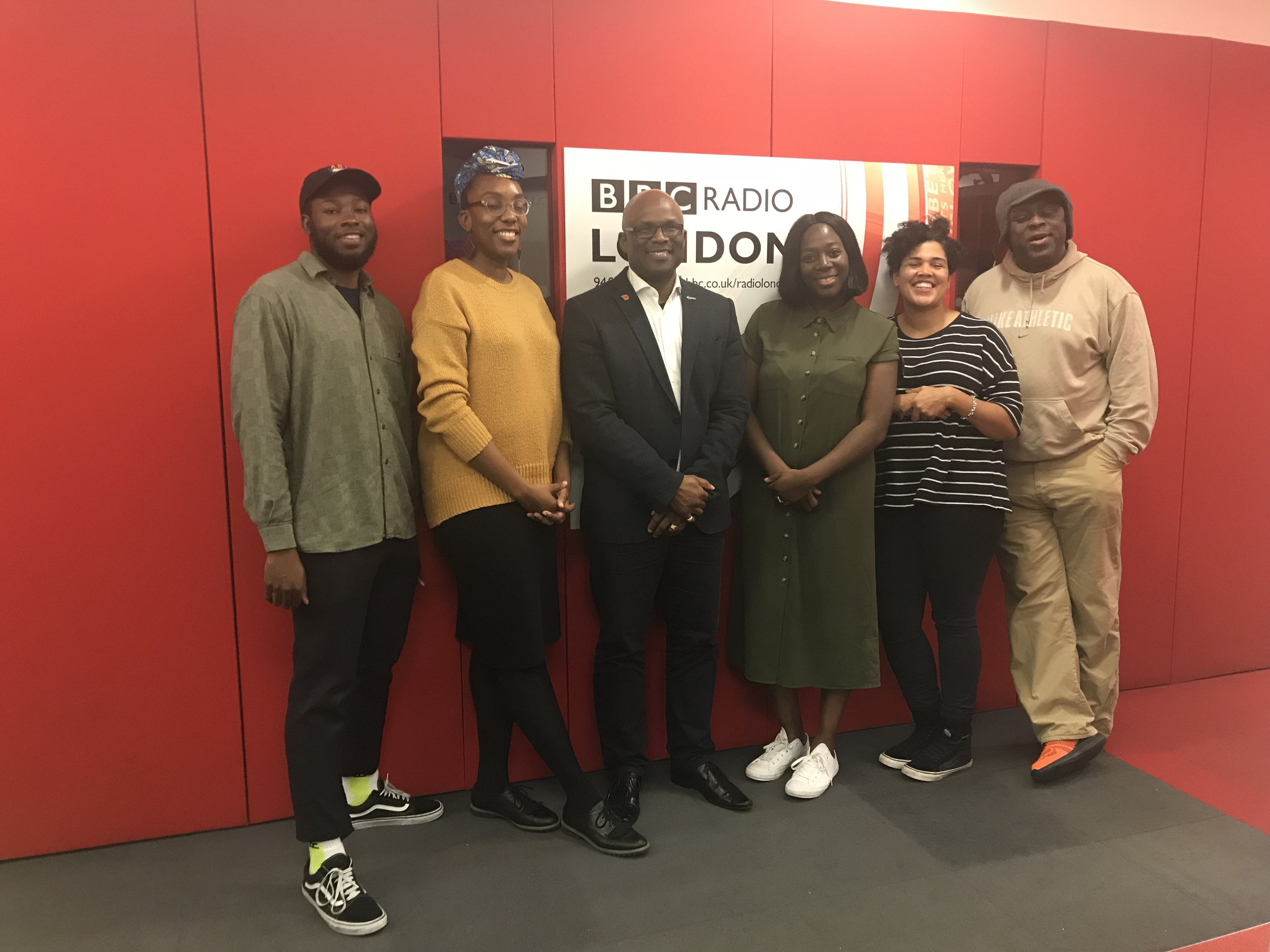 Guest on the Dalton Adebayo Show