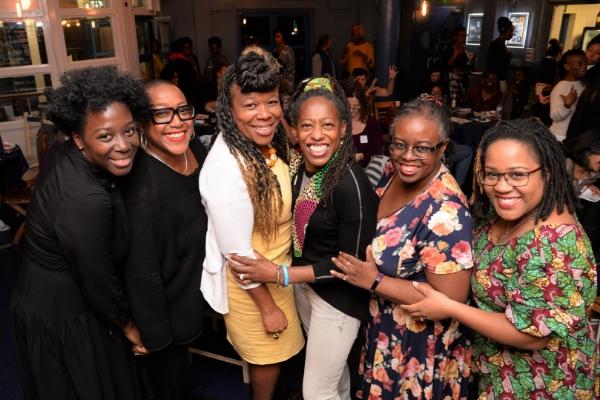 Co-host of Black Women in Theatre
