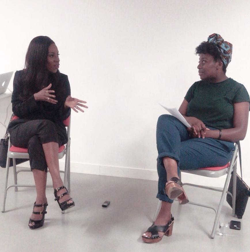 Interviewing Amma Asante, 2018
