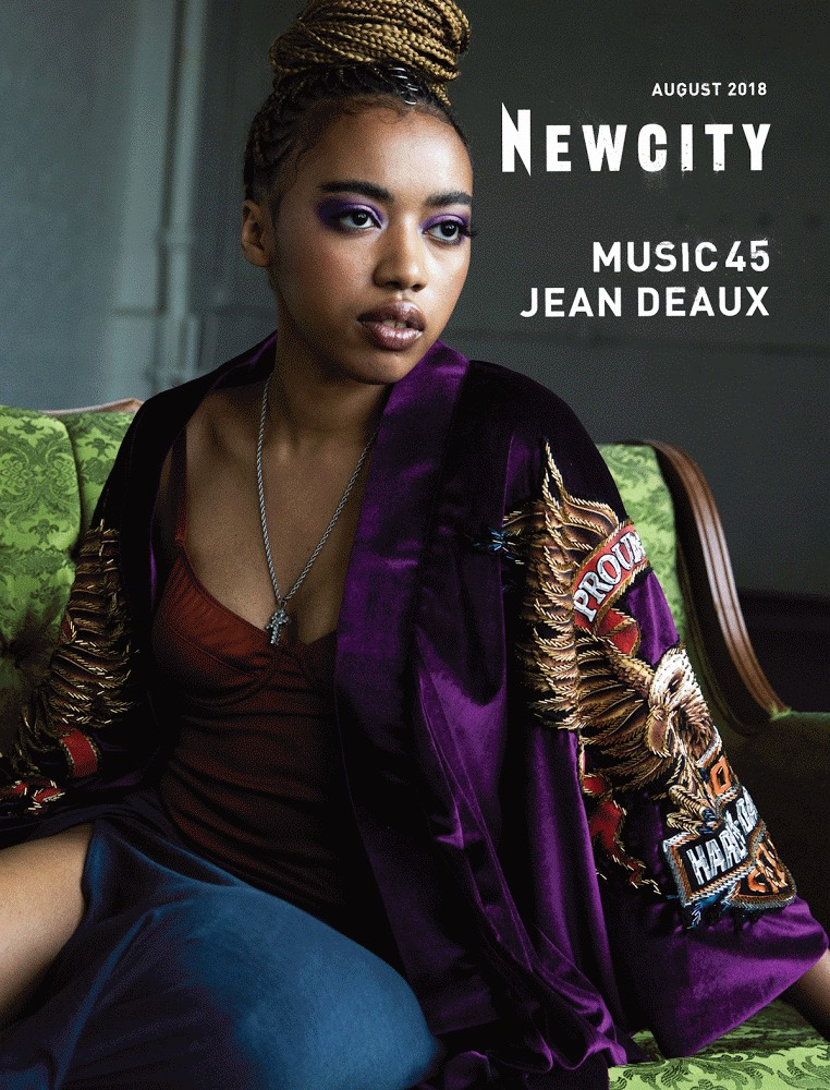 Jean Deaux for New City