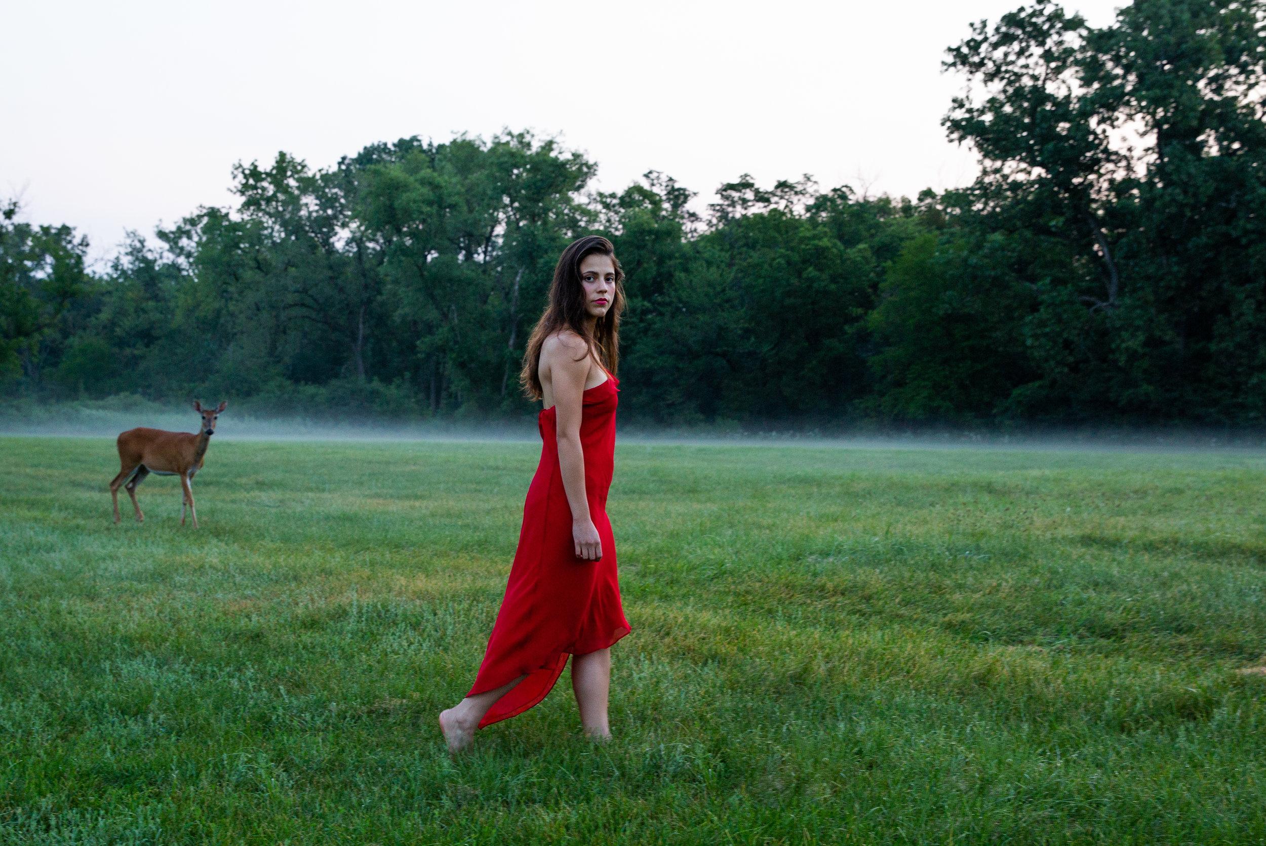 Red Dress #11