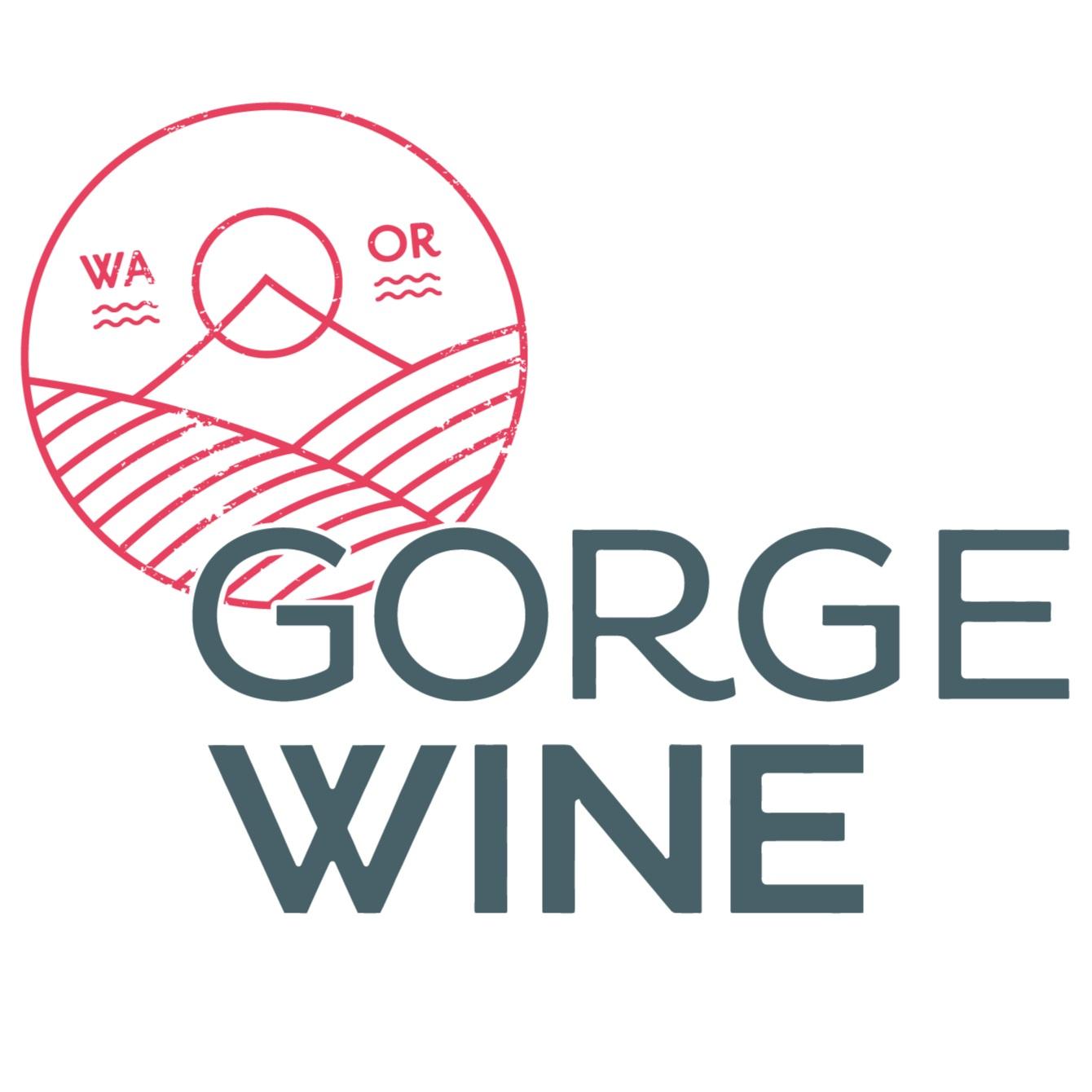 Image: Gorge Wine Association Logo