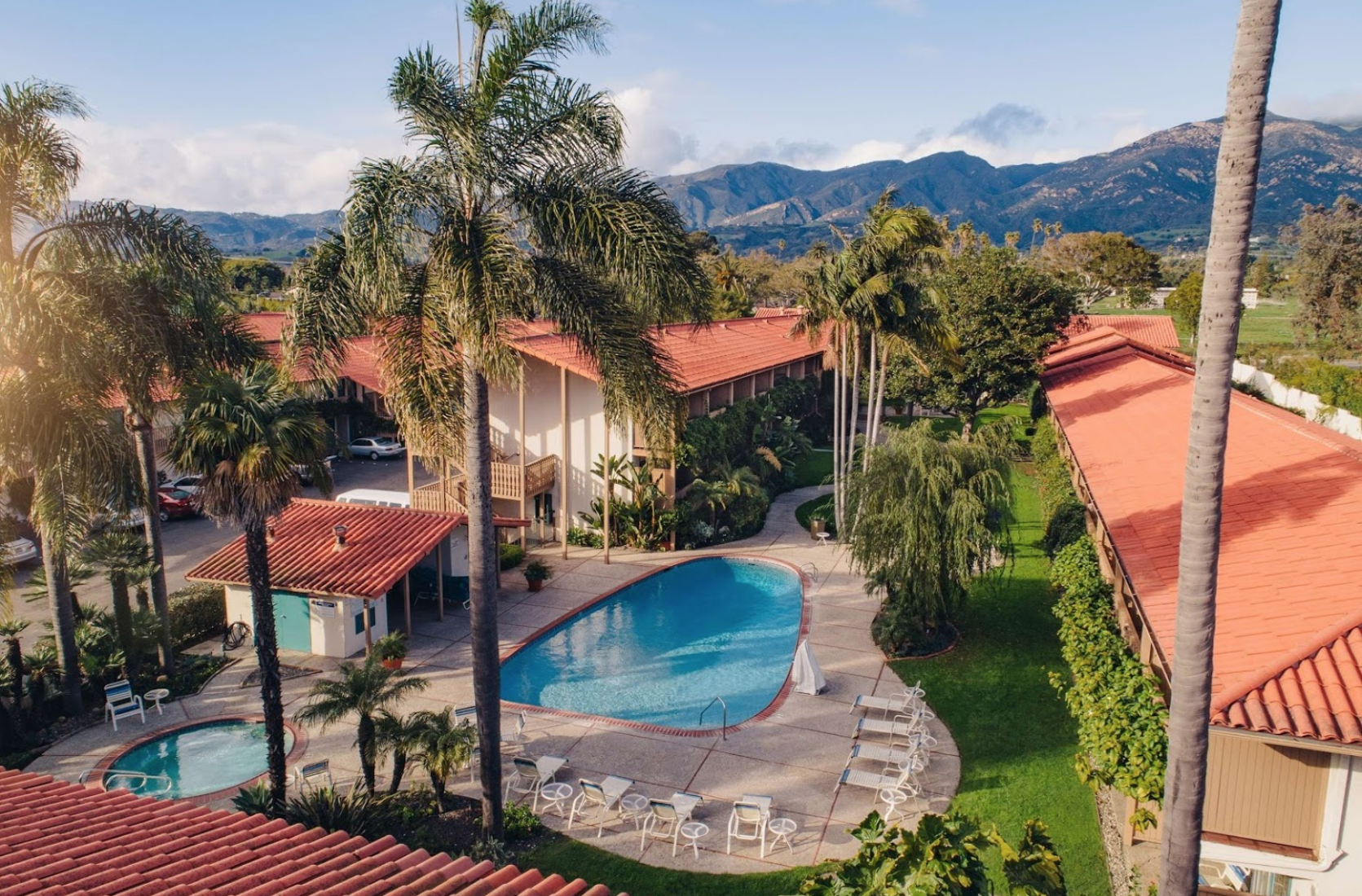 Best Western Plus Pepper Tree Inn - 3850 State St, Santa Barbara, CA 93105Call to reserve with the group code: Santa Swing 800-338-0030Double and Single rooms (before taxes)$169 per night for 12/28/19 - 1/1/20This hotel is 4 Miles from the Carrillo Ballroom and where the classes will be held (9 Min Drive)
