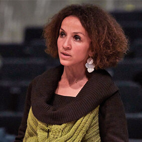 Samia Henni  Assistant Professor at the College of Architecture, Art, and Planning, Cornell University