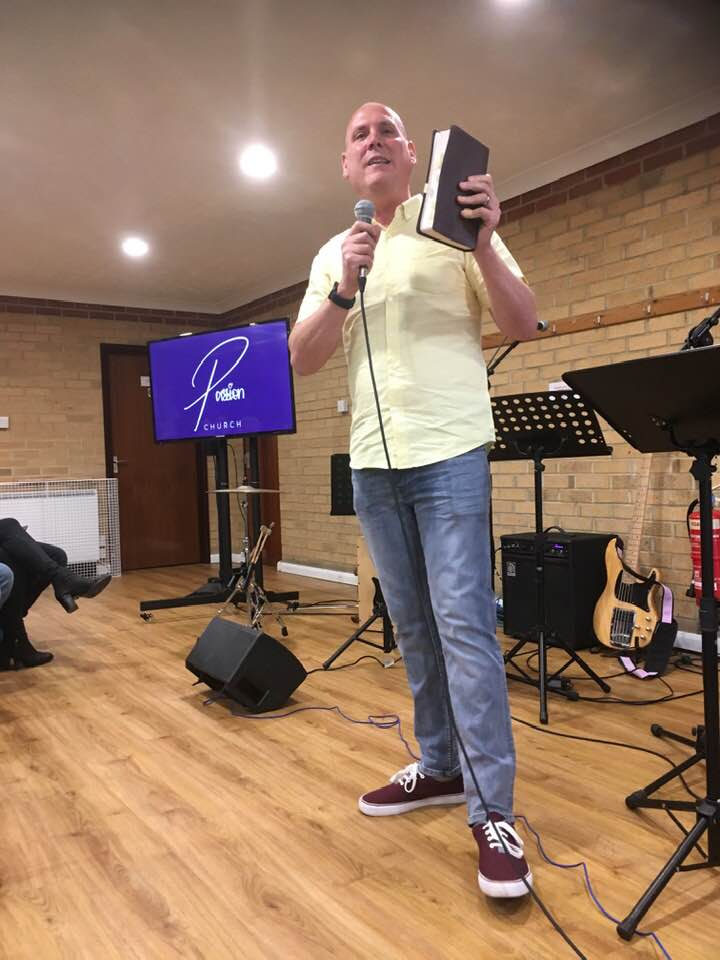 On the night, it was all about Jesus, and those shoes…