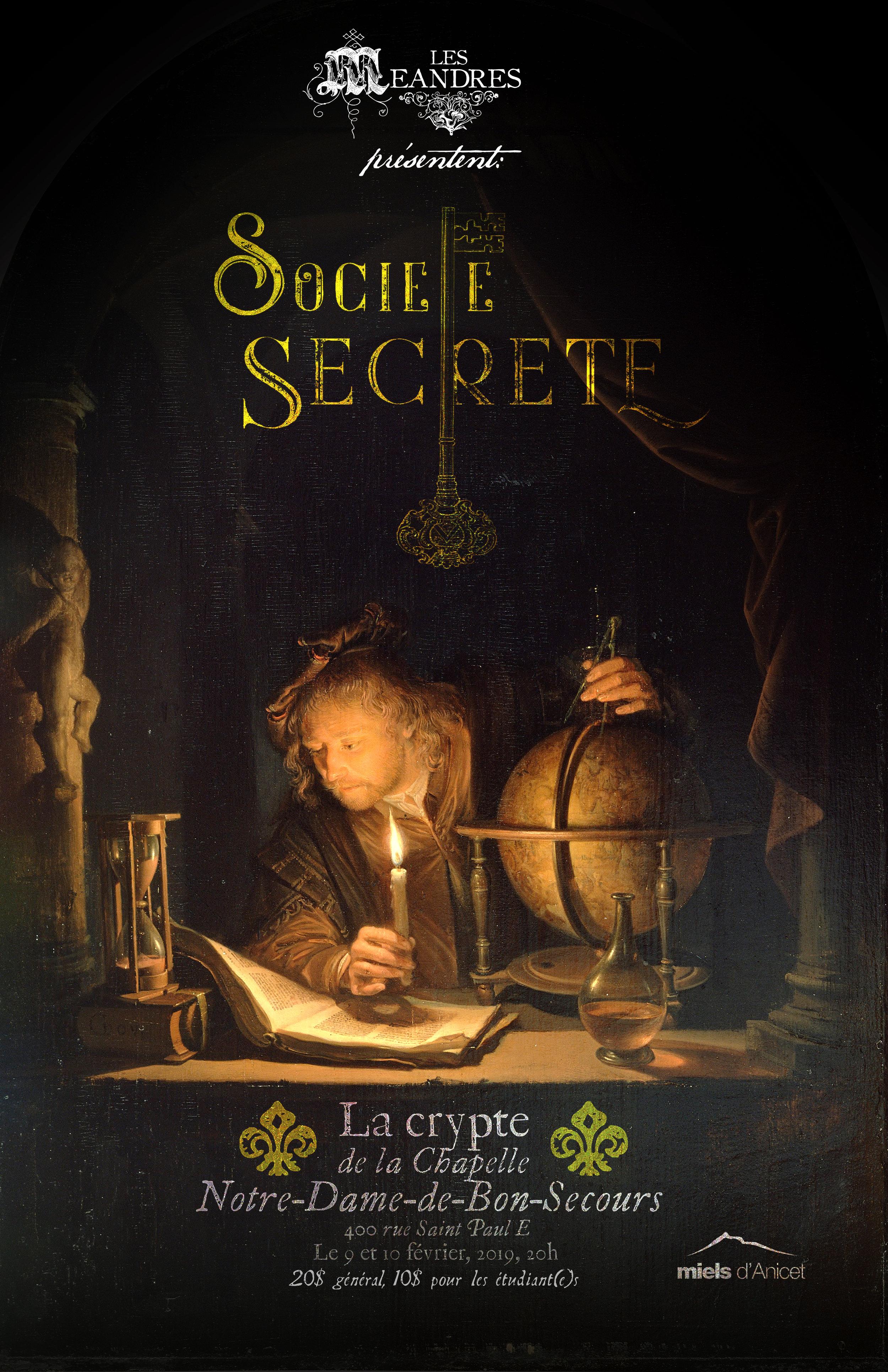 La Societe Secrete poster final.jpg
