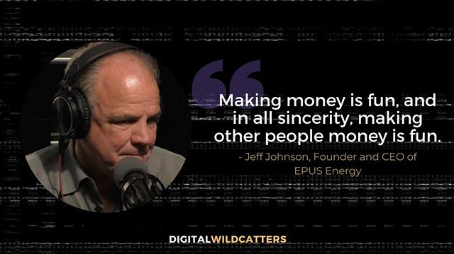 Jeff Johnson is entrepreneur through and through, his hobbies include: making money and making other people money.  Full episode: http://ow.ly/spb650vTt7h
