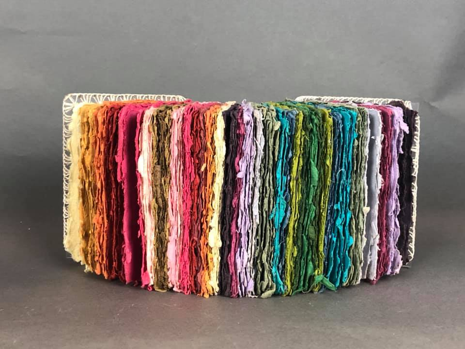On: the Spectrum (fore-edge view)