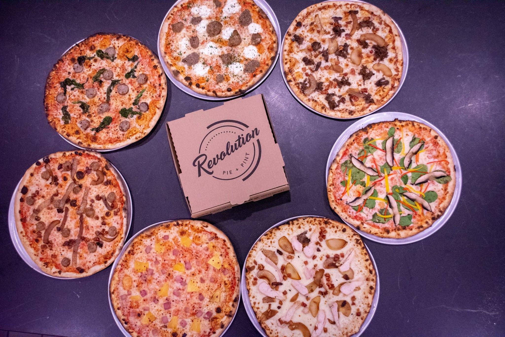 Revolution Pie & Pint -
