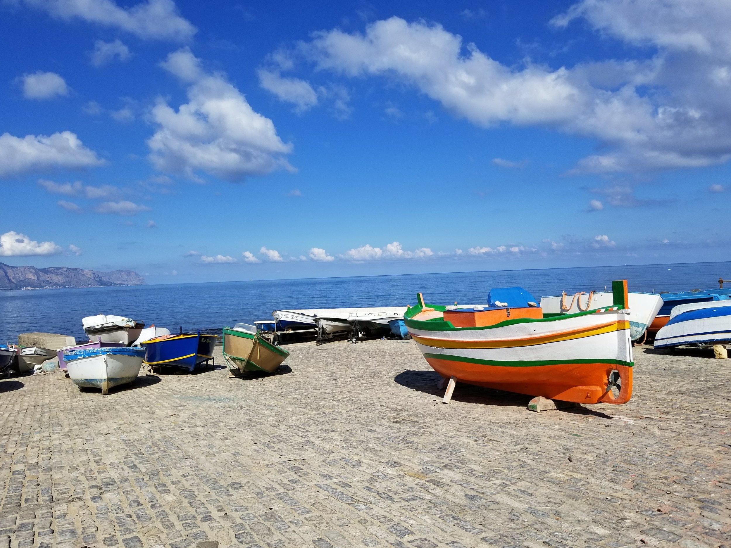 Aspra | Bagheria, Sicily | 38°05′N 13°30′E