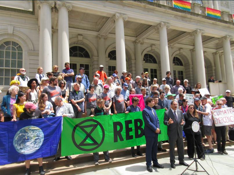 City Council Rally