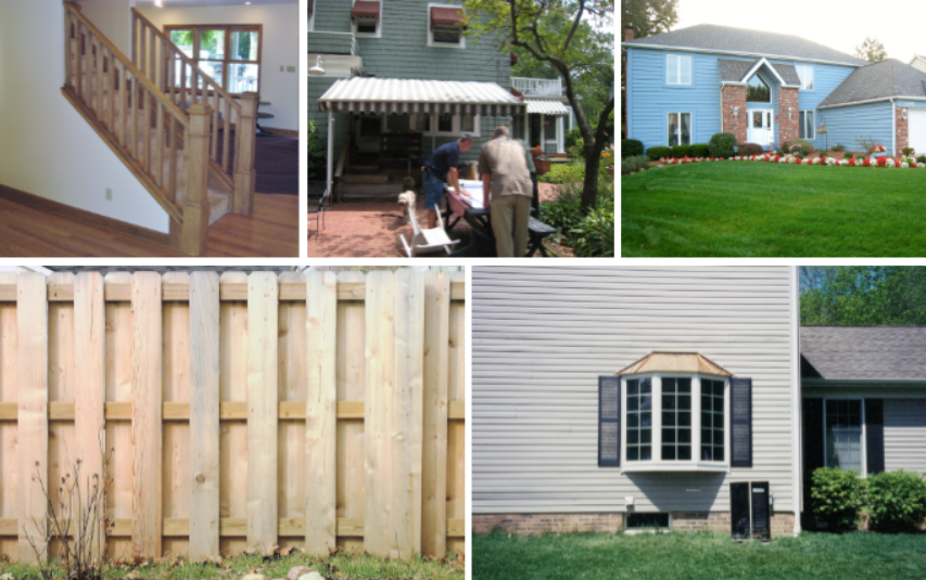 Decks, Porches, Stairs, Window & Door Replacement -