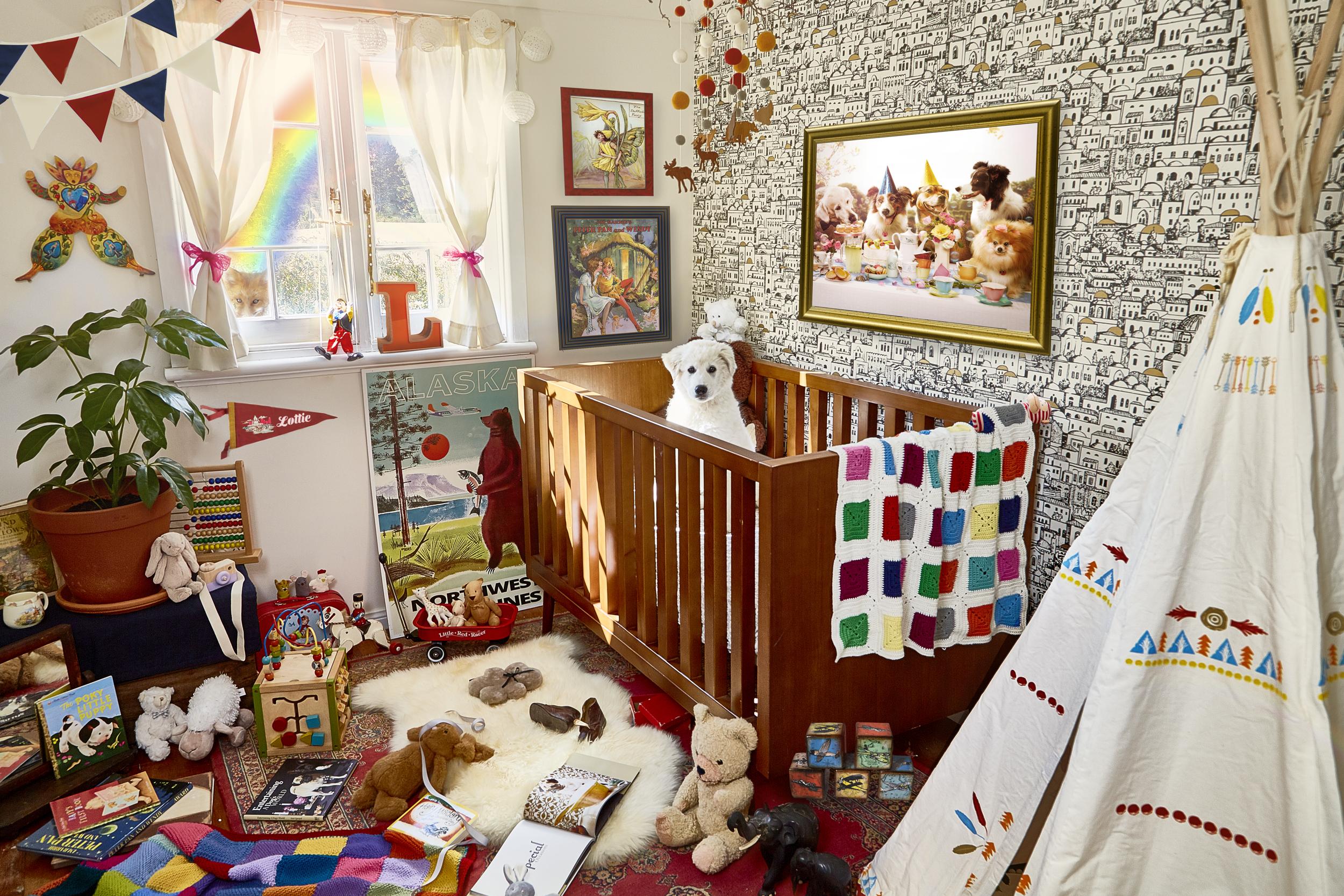 LottieBedroom