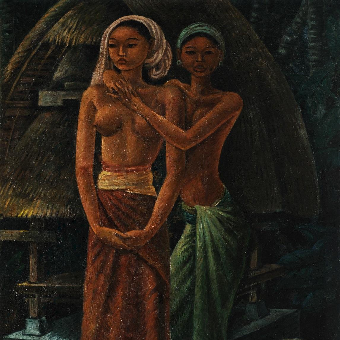 Miguel Covarrubias – Rice Granary -1935