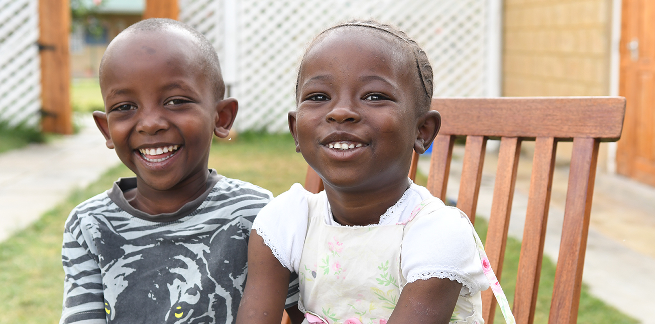 Restart Africa gives children their lives back, and provides communities with a future