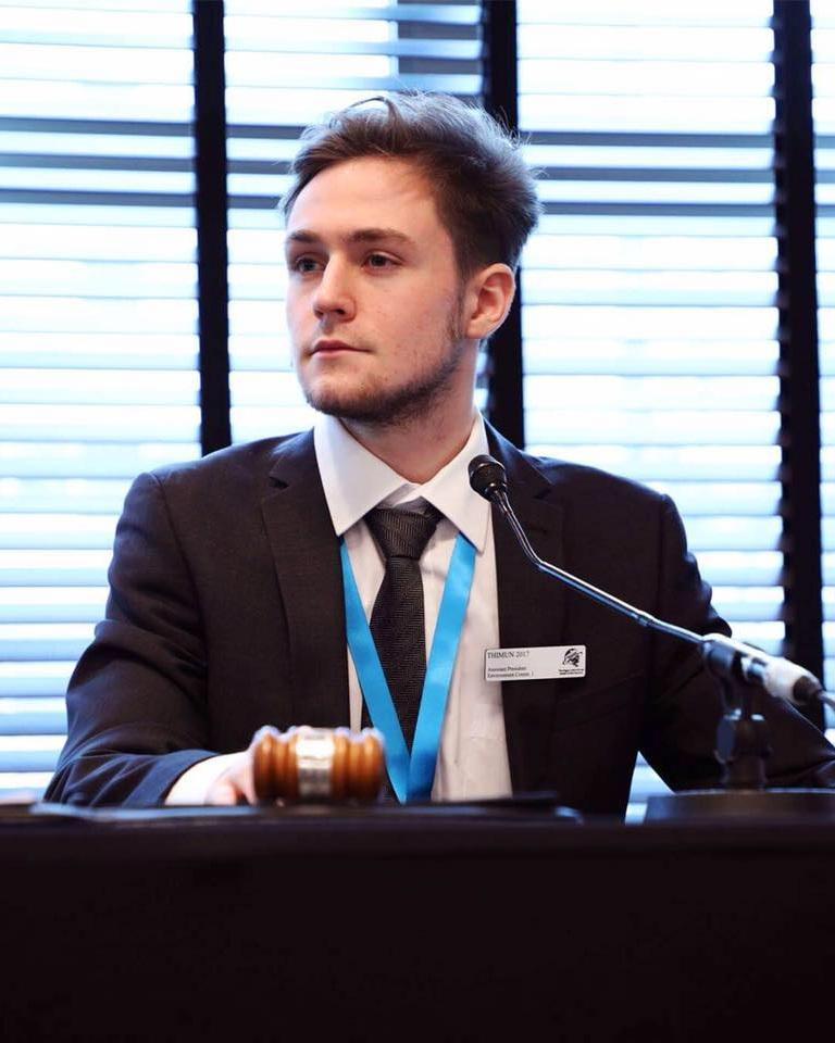 Thomas Bathgate - External Conferences Officer