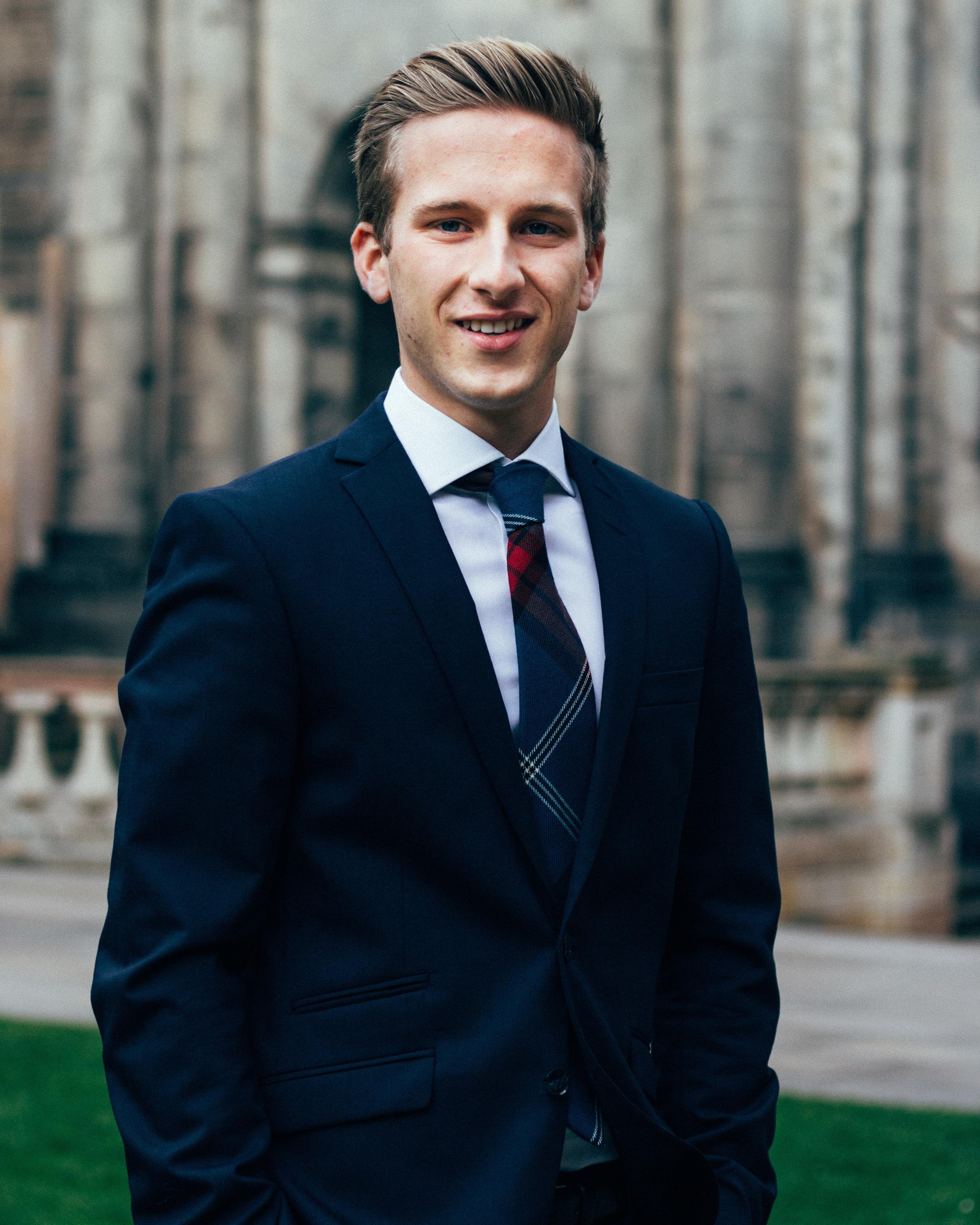 Justinus Steinhorst - Treasurer