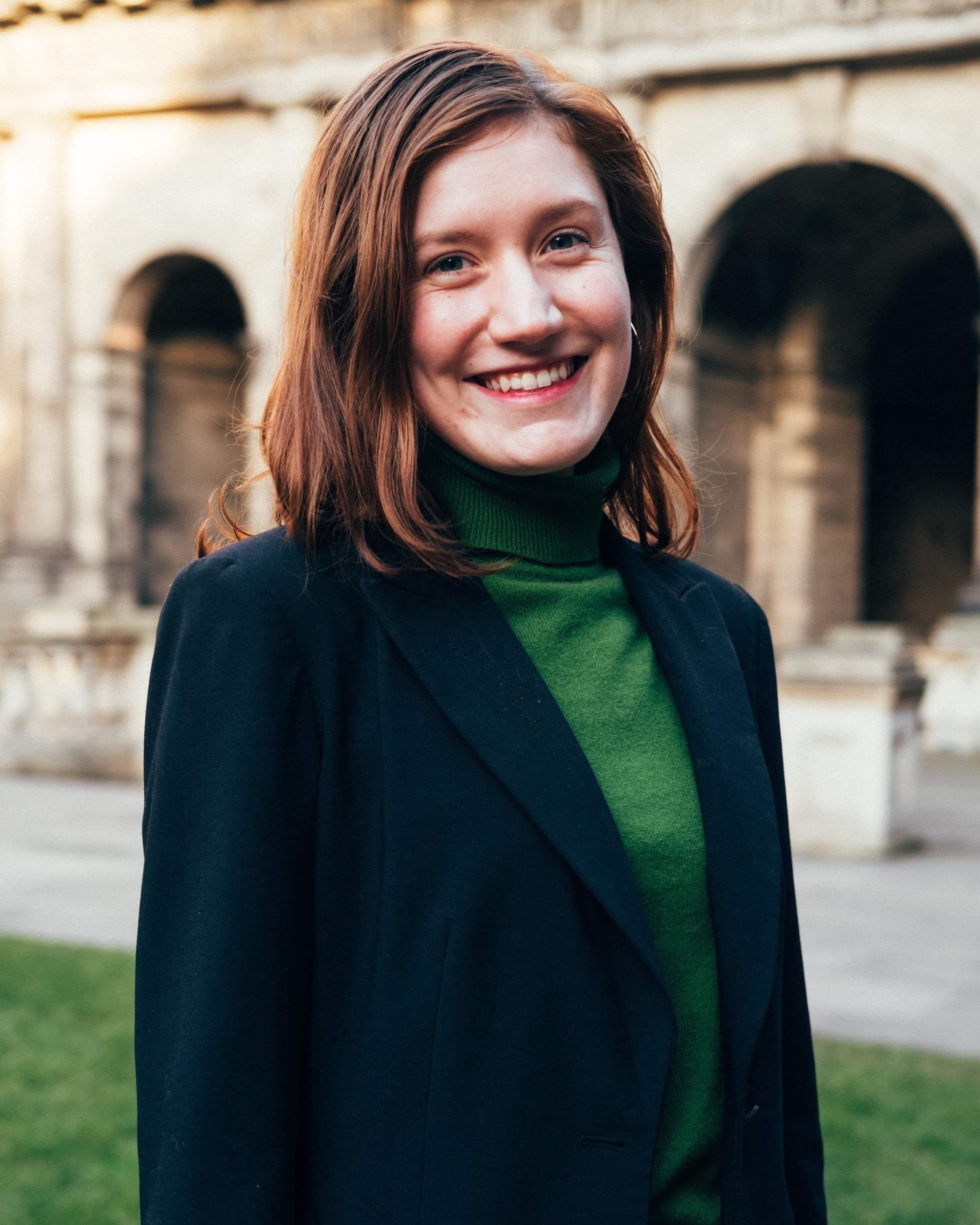 Constance Champagne - Social Secretary