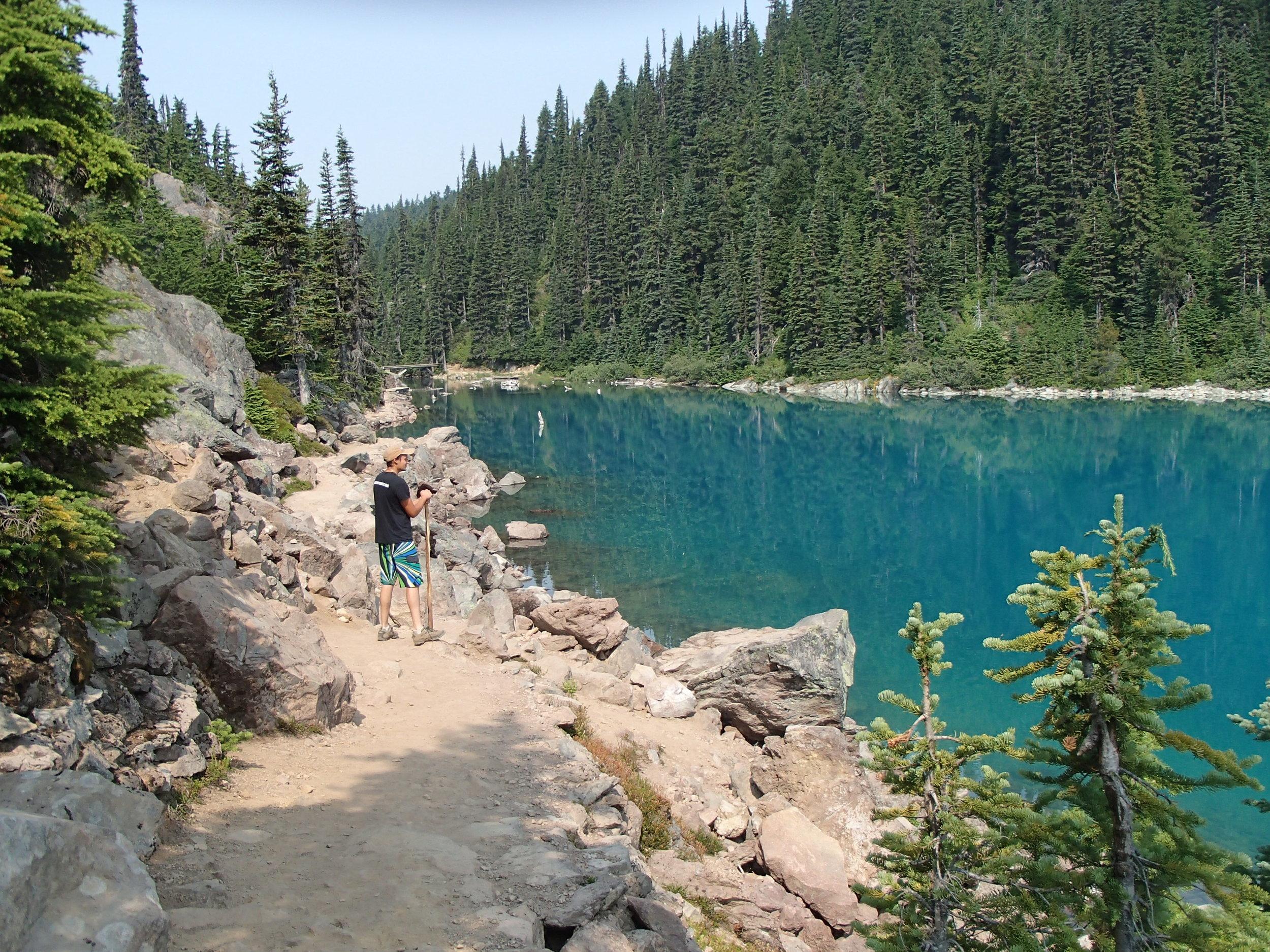 Garibaldi Provincial Park, British Columbia, Canada (photo credit: Nick Luymes)