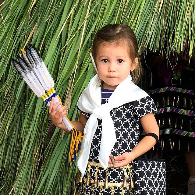 Santiago X daughter. @mariannebern