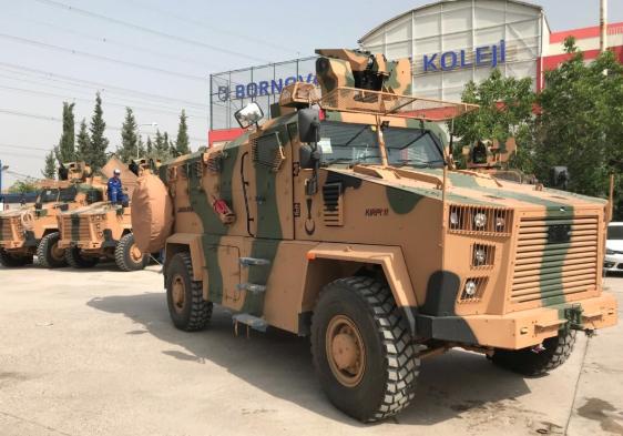 Turkish Kripi II MRAP