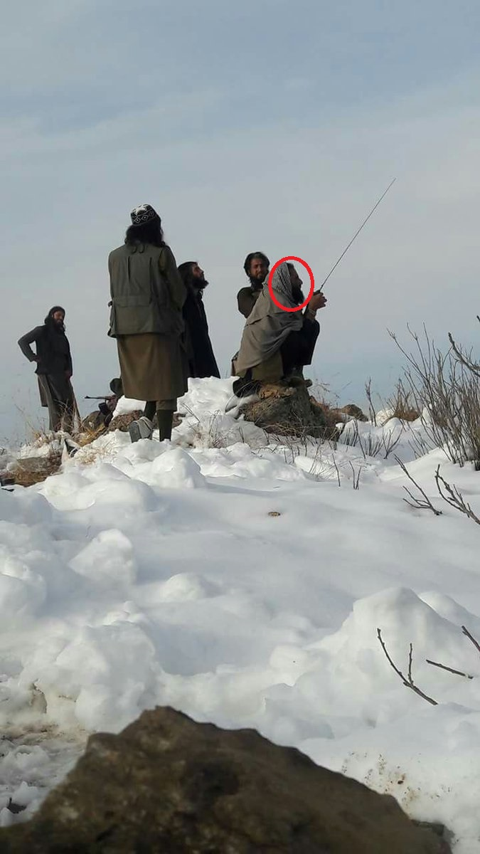 Mangal Bagh in Afghanistan
