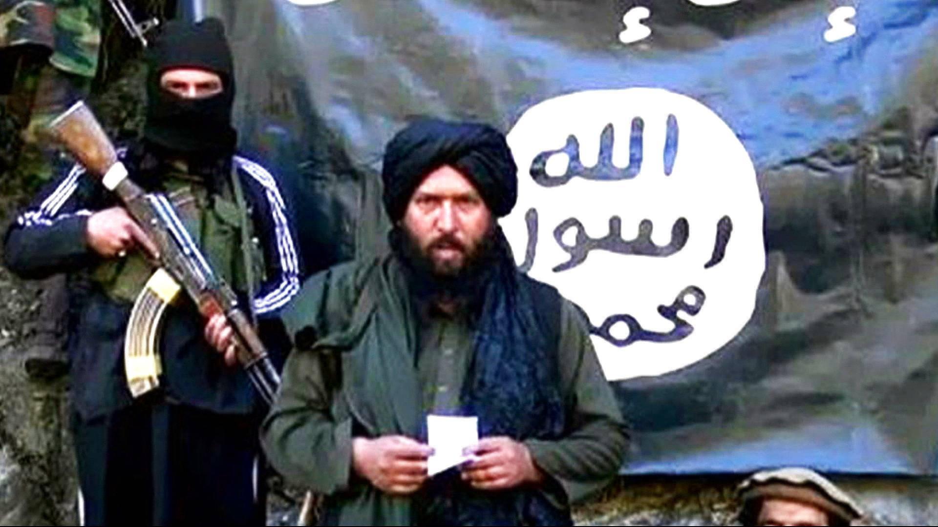 Hafiz Saeed Khan alias Abu Saeed