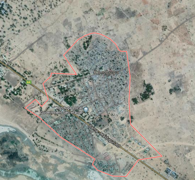 Konduga In Nigeria