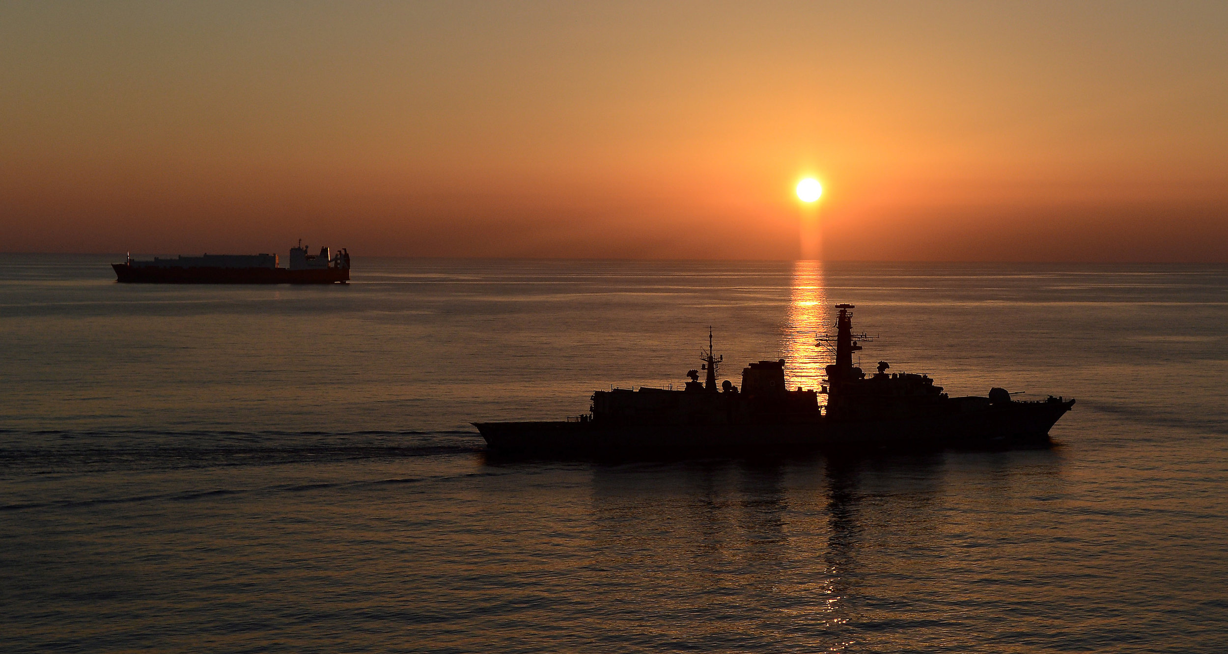 HMS Montrose.  Contains public sector information licensed under the Open Government Licence v3.0.