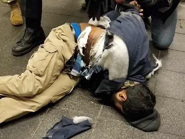 Akayed Ullah, the failed NYC subway bomber