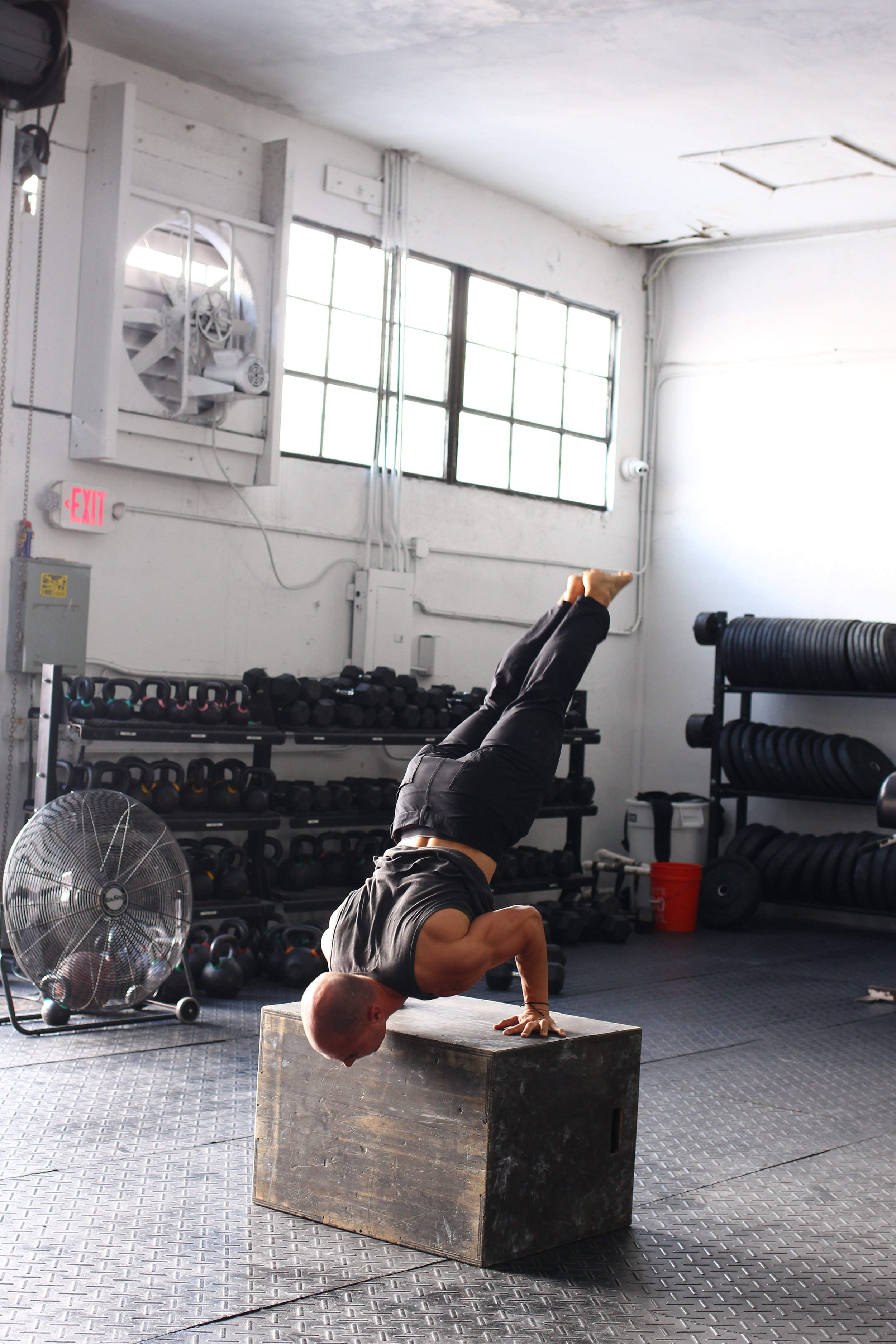 Hand Balancing 101 - How to start a lifelong practice