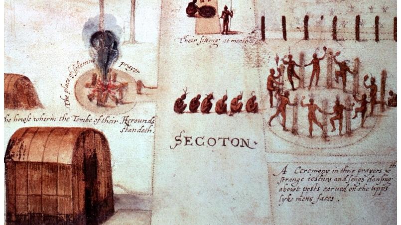1491 - 1607: Pre Columbian -