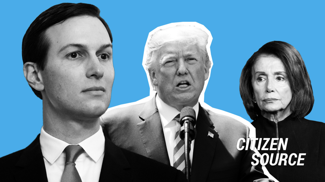 The Kushner Doctrine - A 1 Minute breakdown of the new immigration proposal put forth by President Trump and his son-in-law, Jared Kushner