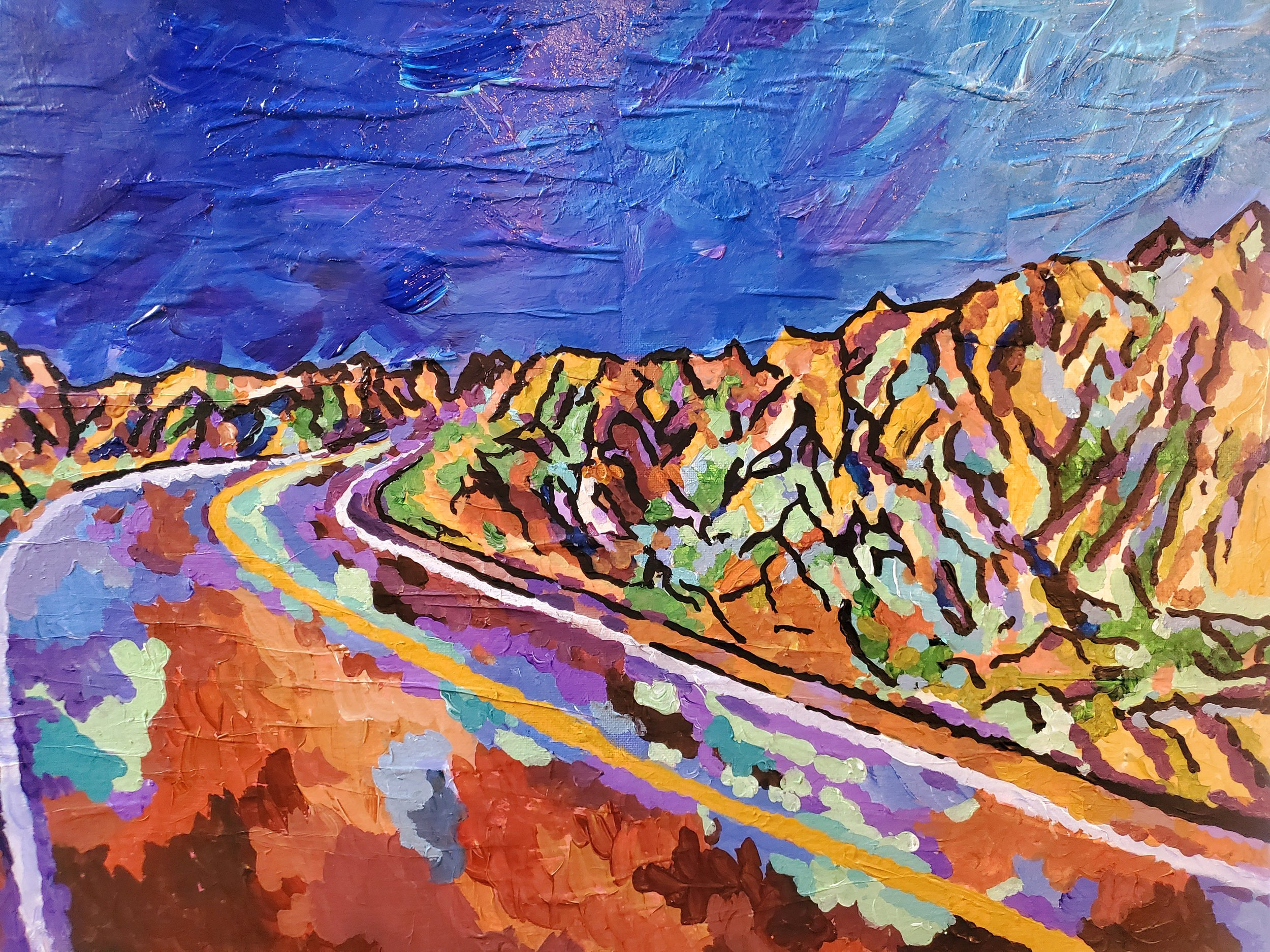 Badlands Highway