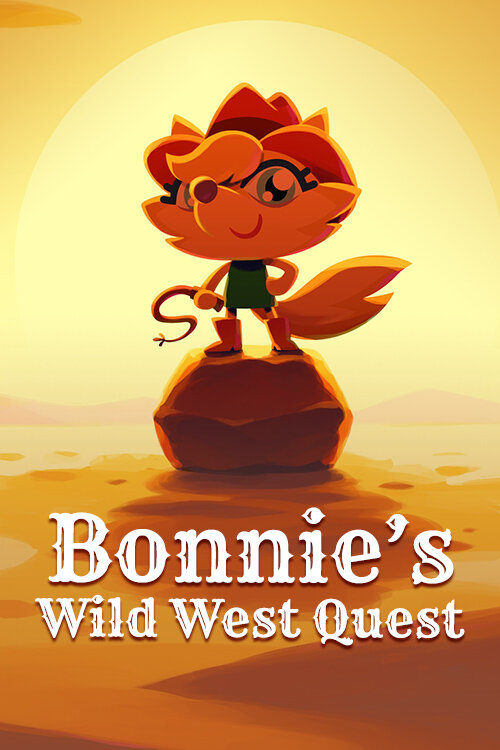 Bonnie's Wild West Quest:  An audio-story available on the Moshi app.