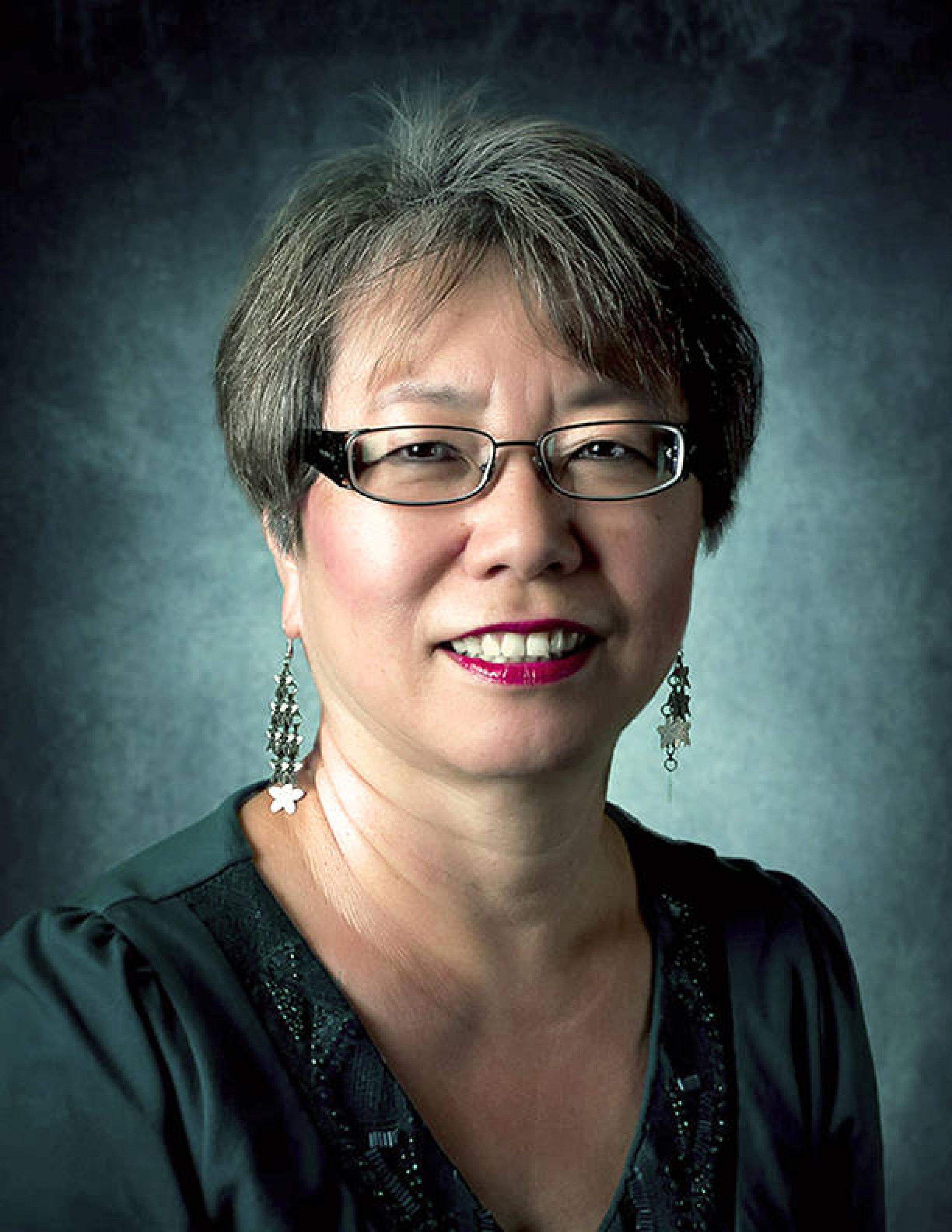 Kyoko M. Wright - Mountlake Terrace Mayor