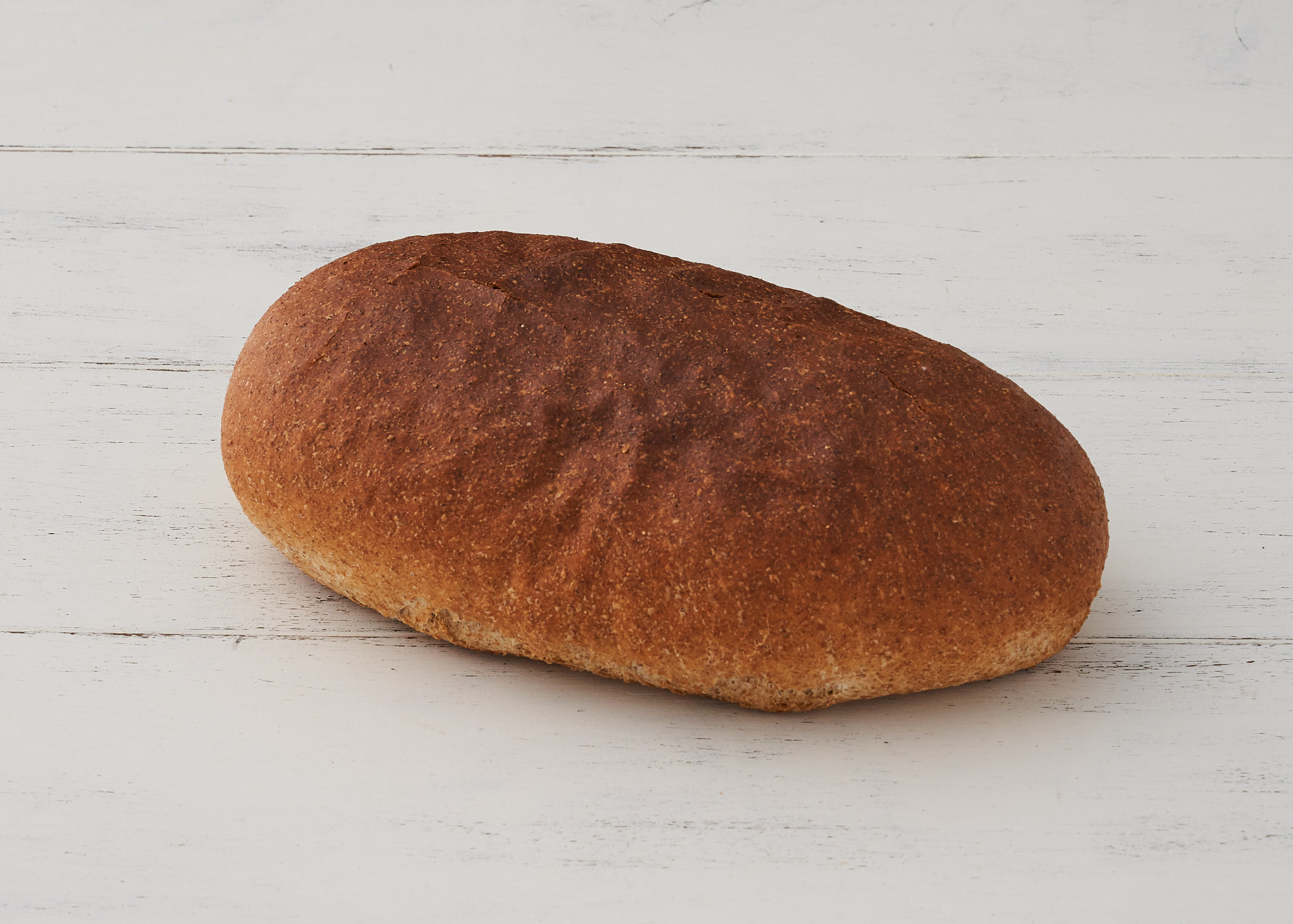Wholemeal - A delicious light wholemeal Loaf with a soft crumb, great for sandwiches or toasting.