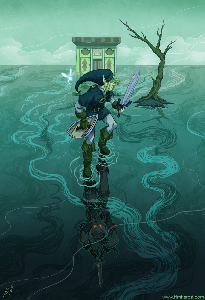 The F'ing Water Temple
