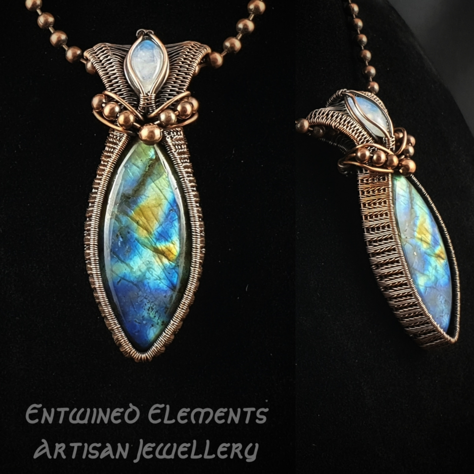 Gallery Entwined Elements Artisan Jewellery