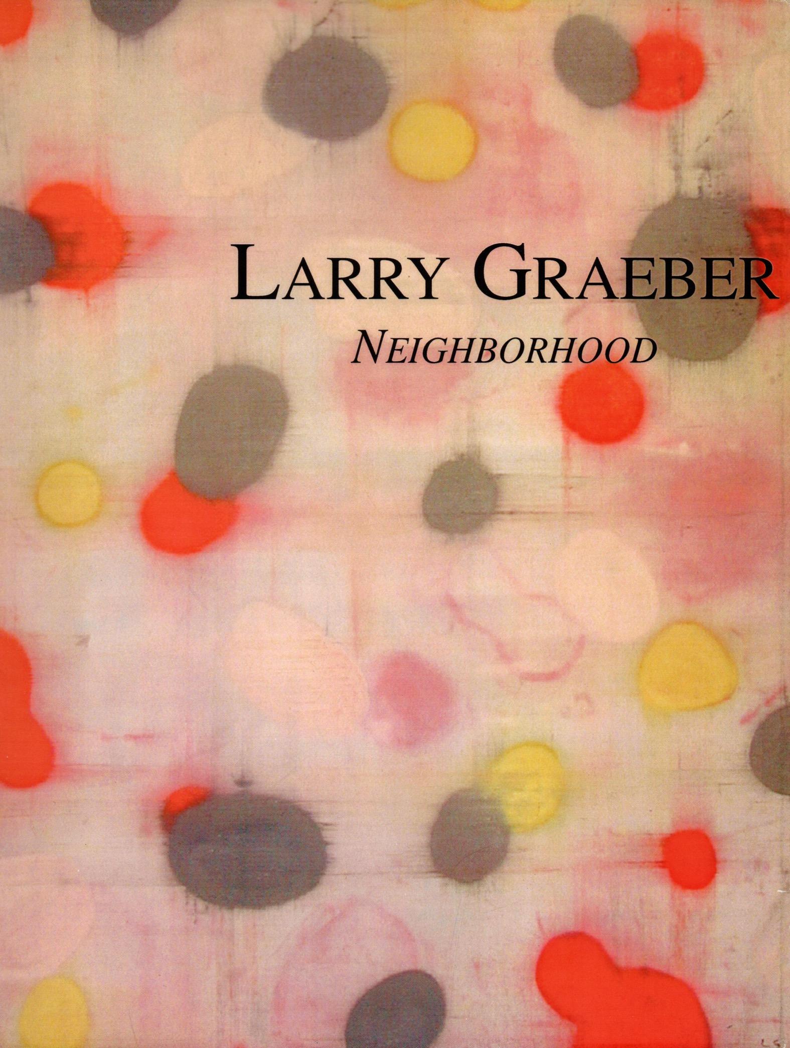 Larry Graeber_Neighborhood_Gremillion and Co. Fine Art_Austin_2001