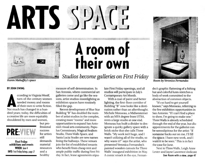 SC_1999_June 3-9_Artist-Run Spaces